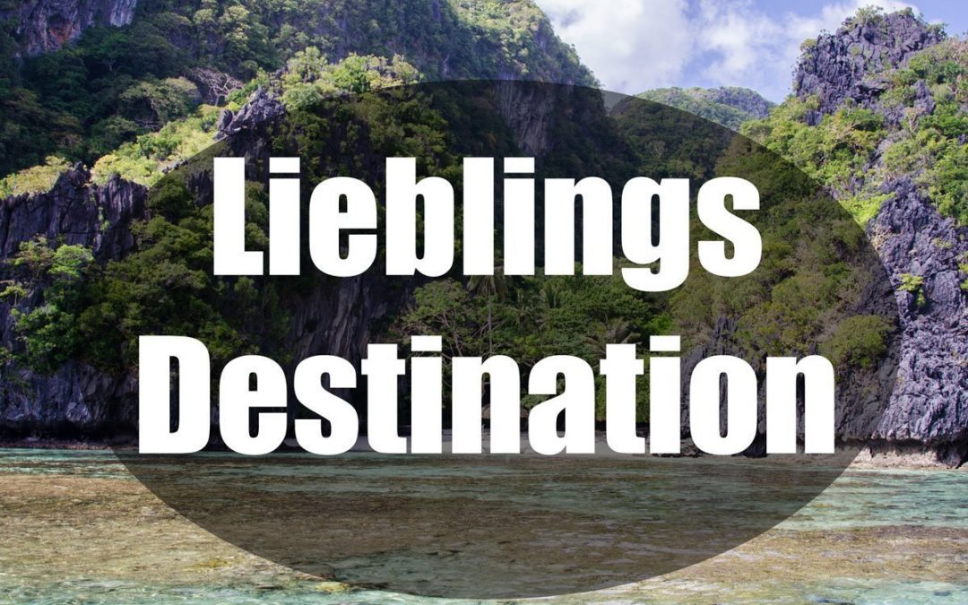 Podcast Episode #2: Lieblingsdestination