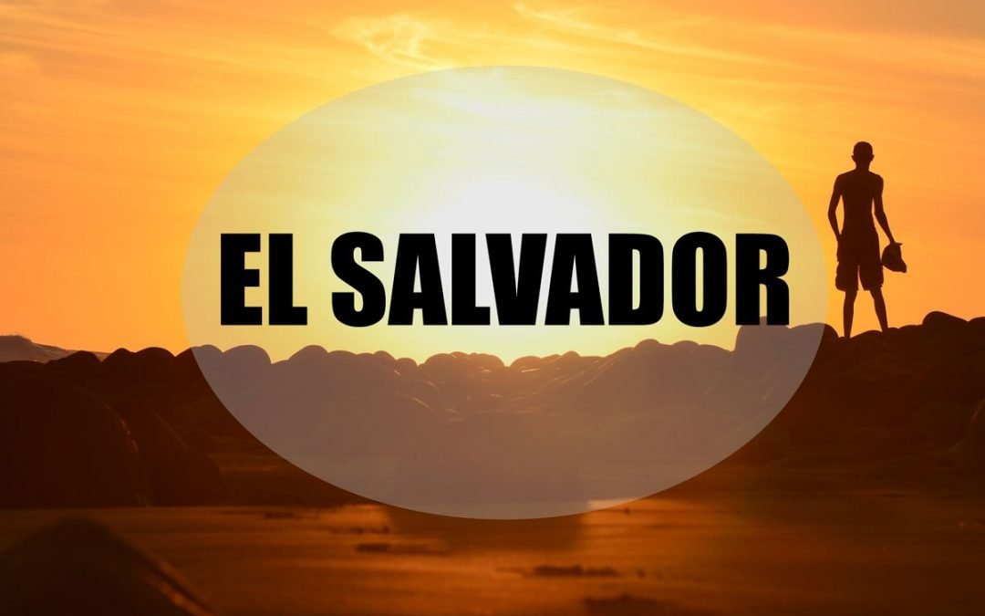 Podcast Episode #11: El Salvador