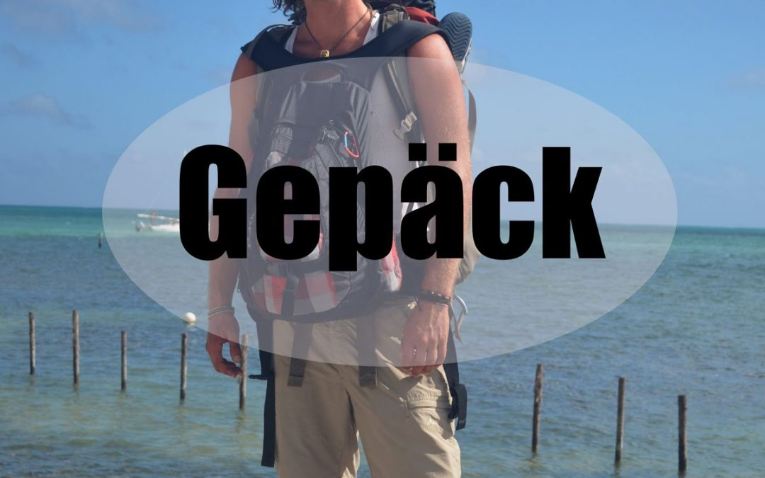 Podcast Episode #8: Gepäck