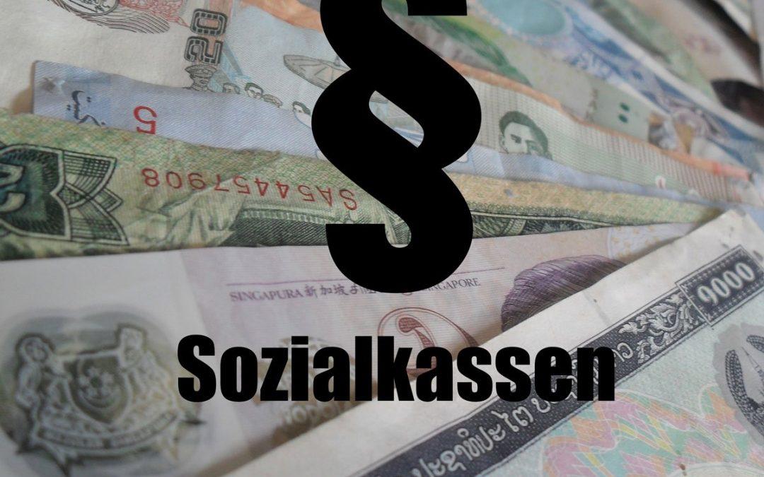 Podcast Episode #4: Sozialkassen