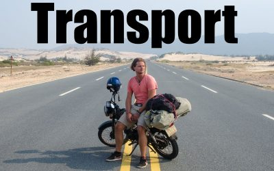 Podcast Episode #5: Transport