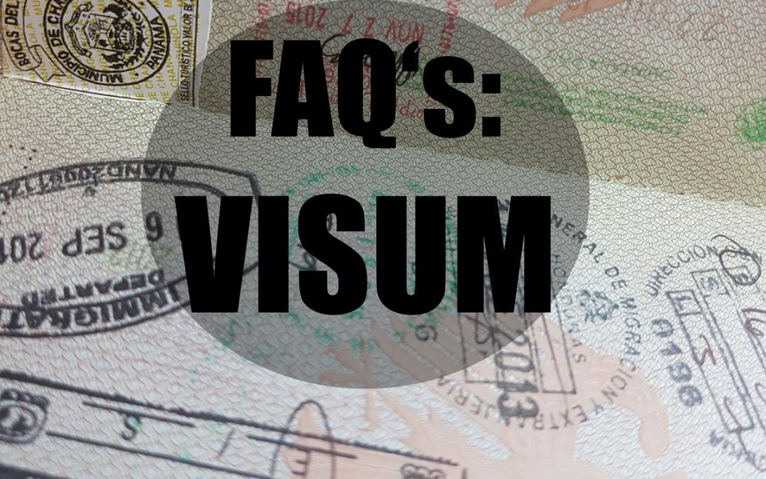 Podcast Episode #3: FAQ's Visum