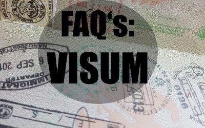 Podcast Episode #3: FAQ's Visum