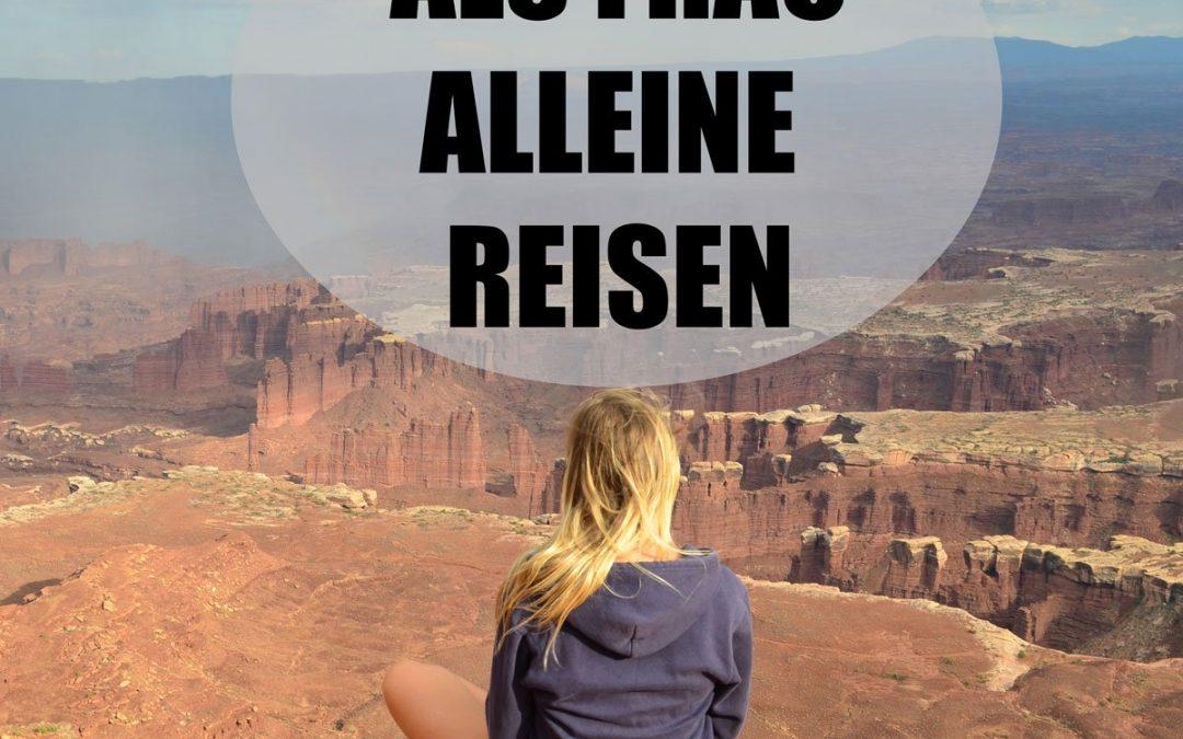 Podcast Episode #12: Als Frau alleine Reisen