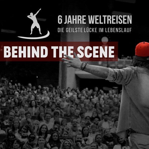 Podcast Episode #14: 6 Jahre Weltreisen – behind the scene