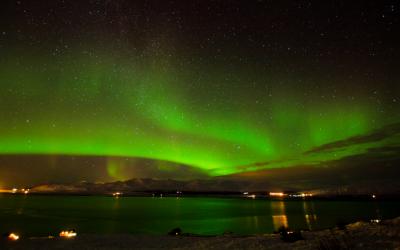 Podcast Episode #33: Island und die Nordlichter