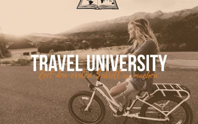 Podcast Episode #79: Travel Uni