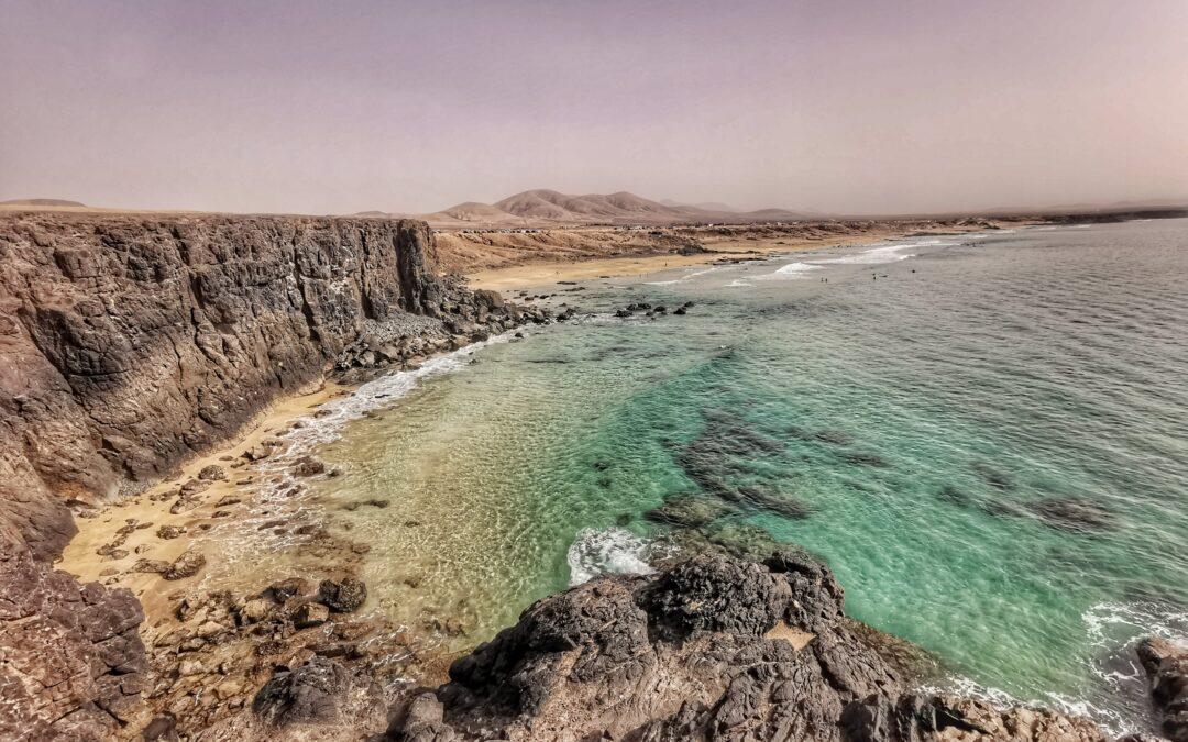 Podcast Episode #107 Fuerteventura